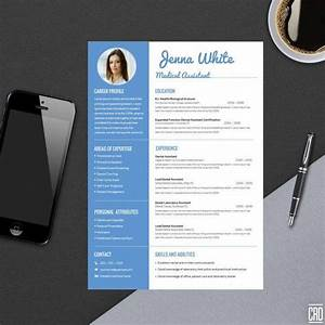 Ms Word Cv Format Minimal Professional Resume Template For Word Modern