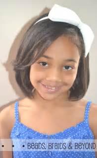 Little Girl Natural Hairstyles Black Hair