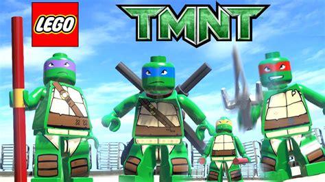 Lego Marvel Superheroes Tmnt Mod Teenage Mutant