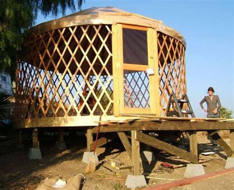 yurt living platform design options feel good style
