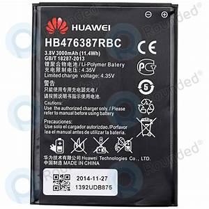 Huawei Hb476387rbc Battery 3000mah