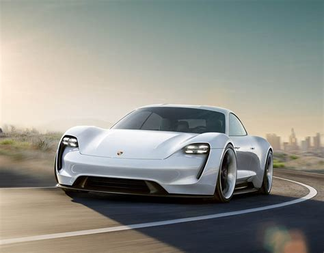 Mission E by Electric Car News Porsche Mission E Has Awesome Features