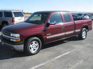 2001 Chevy Silverado 1500 Extended Cab Short Bed
