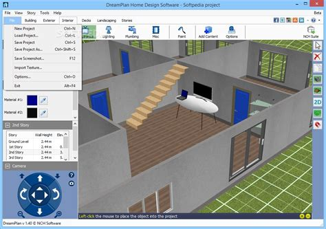 dreamplan home design software  beta