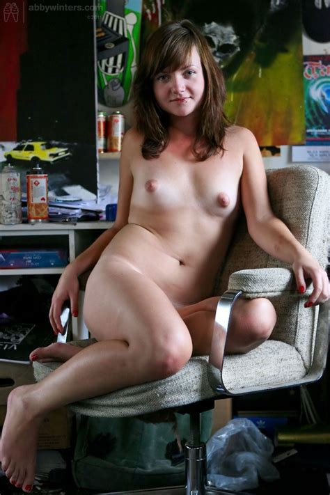 Liliana From Adorable Teen Spreads Her