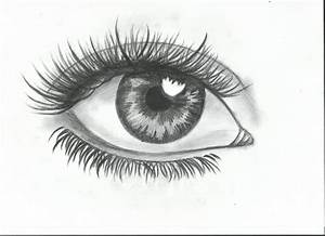 Simple eye drawing :) by Rimvydas2 on DeviantArt