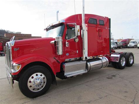 2018 International 9900i Sleeper Semi Truck For Sale