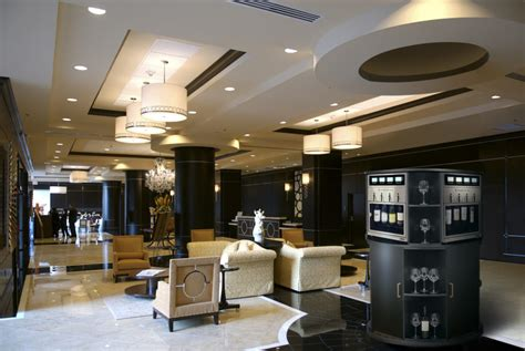 Winestation For Hilton Executive Lounges