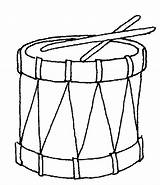 Drum Coloring Pages Drums Christmas Clipart Colouring Stuff Patterns Becuo Google Credit Larger Library sketch template