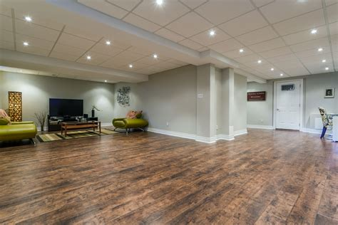 Want Wood Flooring In Your Basement? Here Are The Best