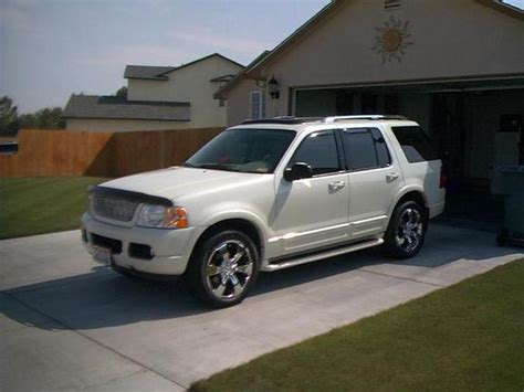 tommyhead  ford explorer specs  modification info  cardomain