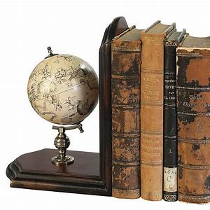 Globe, Bookends, By, Me, And, My, Car