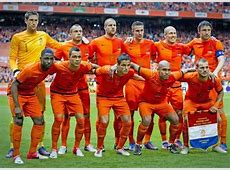 Netherlands Football Team Squad of 2014 FIFA World Cup