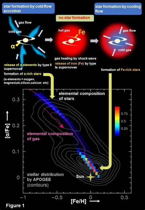 Stars Memorize Rebirth Our Home Galaxy