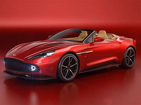 Gambar Mobil Aston Martin Vanquish by Vanquish Zagato Volante Keseksian Render Aston Martin