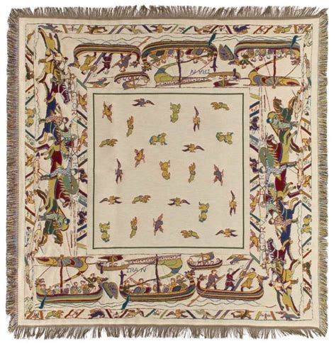 Table Tapisserie by Tapis De Table Bayeux Tapisserie Metrax Craye