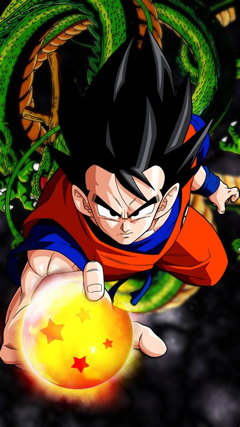 ultra hd goku dragon ball wallpaper   mobile phone