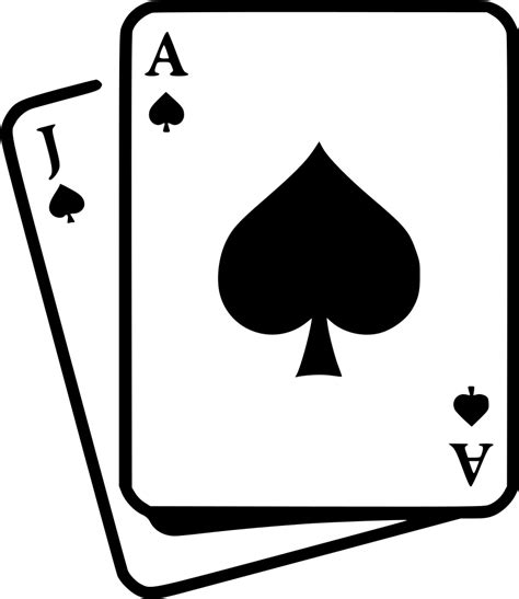 blackjack svg png icon
