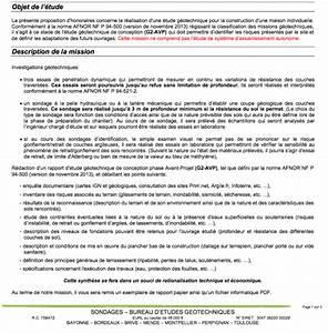 Etude De Sol Obligatoire Pour Vendre Un Terrain : sondage terrain avant great avec ce sondage de dcembre ~ Premium-room.com Idées de Décoration