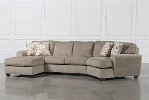 patola park 3 piece cuddler sectional w laf corner chaise With sectional sofa with chaise and cuddler
