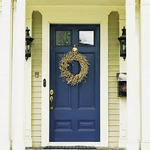 les portes exterieures types et materiaux guides d With porte d entrée pvc avec applique salle de bain style ancien