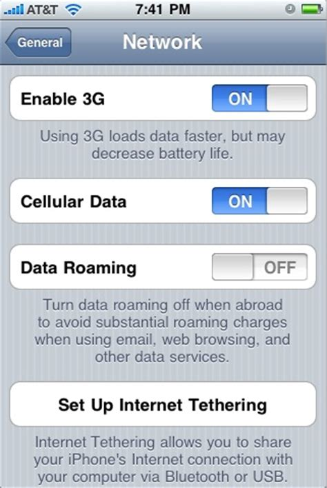 what is data on iphone disable iphone data use