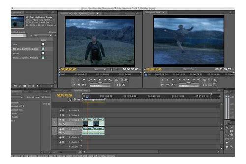 adobe premiere pro editor de videos baixar gratuito