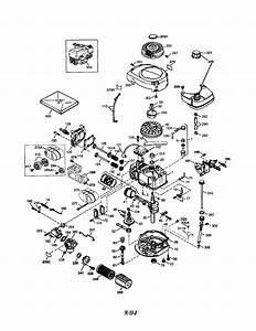 Craftsman Tecumseh Engine Carburetor Parts
