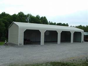 Garage Carport Kombination : simple lines metal carport garage designs and ideas solar panels residential carports structures ~ Sanjose-hotels-ca.com Haus und Dekorationen