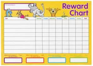 Kids Sticker Reward Chart