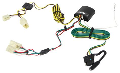 Toyota Rav One Vehicle Wiring Harness With Pole