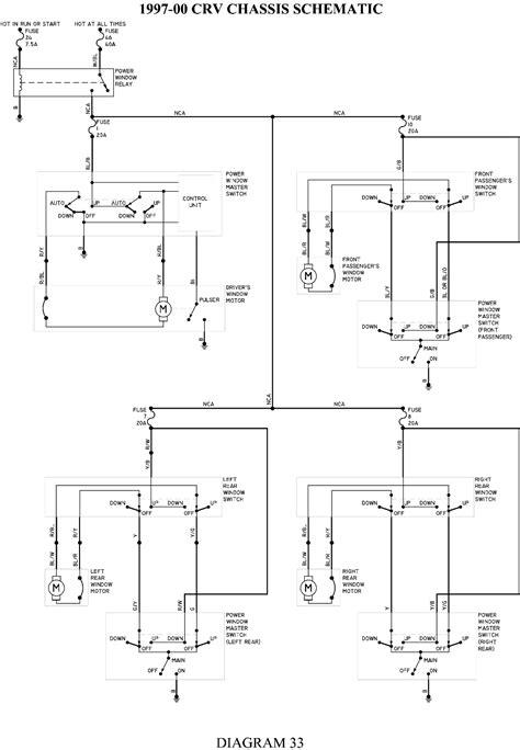 2000 honda crv wiring diagram snapshot newomatic