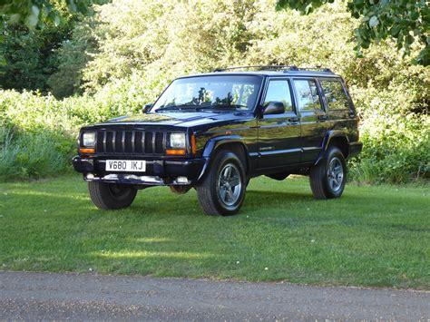 jeep cherokee xj  orvis lpg full service history  sale car  classic