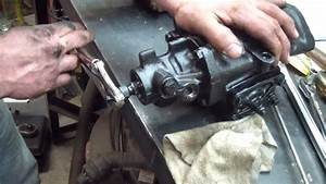 1995 - 2002 Grand Marquis Or Crown Victoria Steering Gearbox Change Or Replacement
