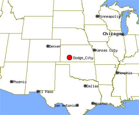 C Dodge Map by Dodge City Profile Dodge City Ks Population Crime Map