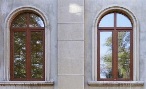 high quality durable upvc arch windows