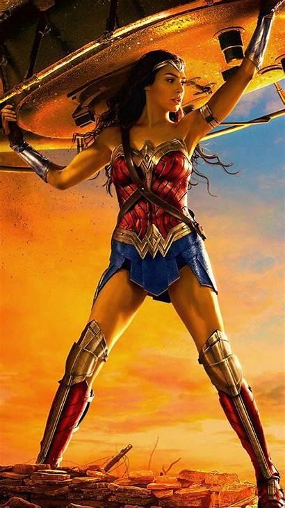 Wonder Woman Wallpapers Mobile Phone Gadot Gal
