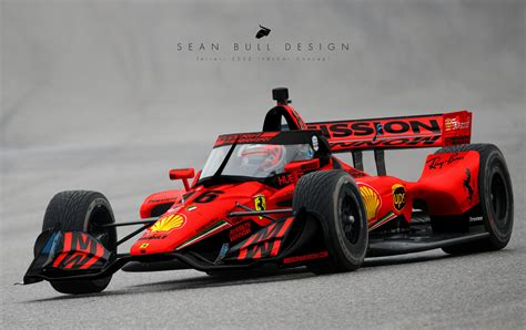 Discover the ferrari range with all the models on sale: OT Ferrari IndyCar Livery Concept, the move has been ...