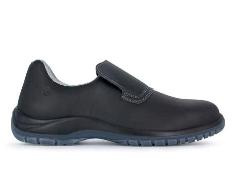 chaussure de cuisine professionnel chaussures de cuisine noir avec embout de sécurité dan