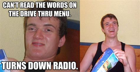Really High Guy Meme - the real life faces of the people in the popular internet memes