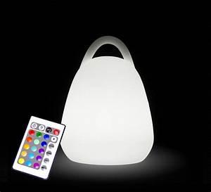 Lampe Extérieure Sans Fil : lampe de table lanterne led h16cm sans fil rechargeable 39 ~ Dailycaller-alerts.com Idées de Décoration