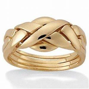 turkish puzzle rings lovetoknow With turkish wedding rings