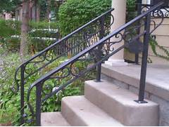 Outdoor Metal Handrails For Stairs by Outdoor Step Railing DriverLayer Search Engine