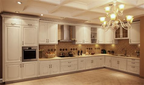 china germany imported pvc membrane kitchen cabinets