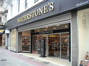 Waterstones Brussels Home Page