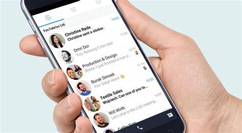 facebook  work facebook launches  version  messenger  work telecom clue