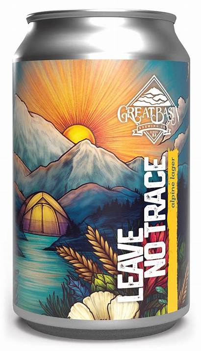 Trace Leave Lager Alpine Beer
