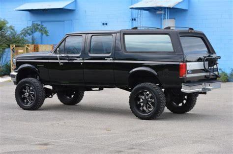 Ford Powerstroke Bronco