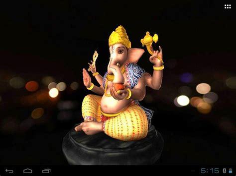 3d Wallpaper Ganesha by 3d Ganesh Live Wallpaper Apk Free