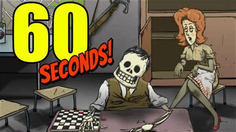 【悲報】 余命60秒 #2 【60 Seconds!】